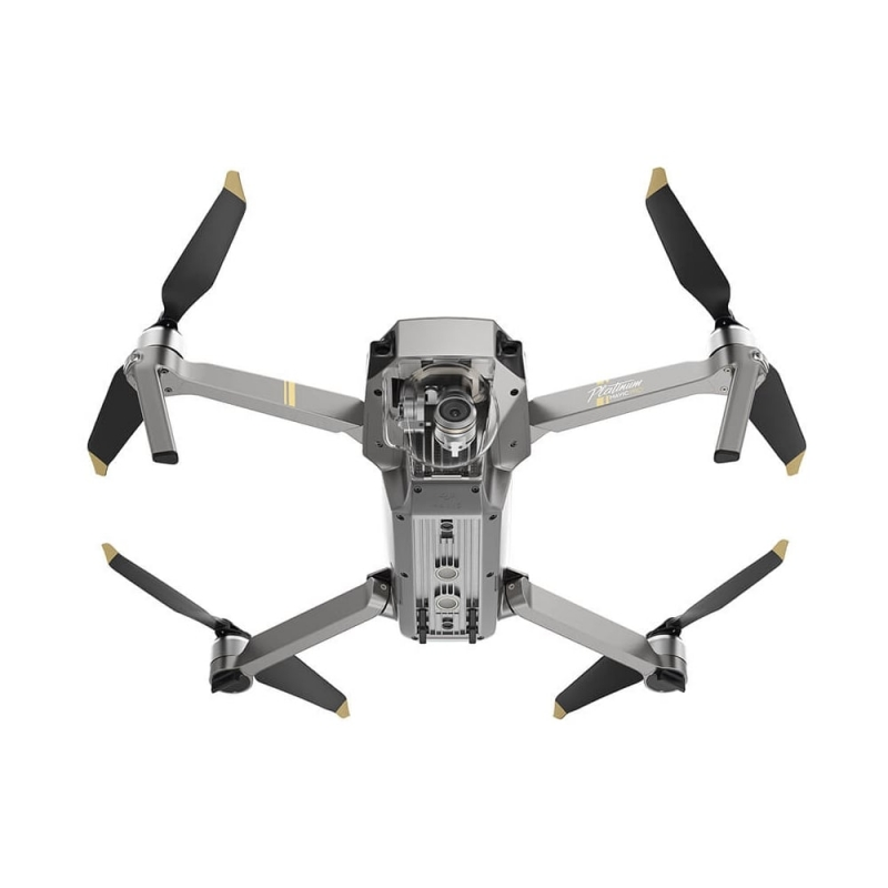 Квадрокоптер Mavic Pro Platinum Combo