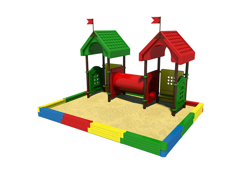 Производство и поставка детского игрового и спортивного оборудования.